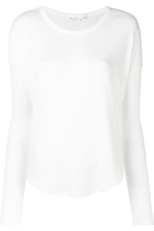 RAG&BONE Women Long Sleeve - Basic longsleeved T-shirt