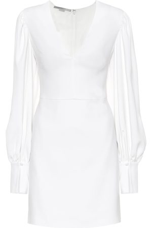 Stella McCartney Crêpe mini dress