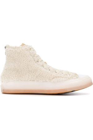 Converse Chuck 70 fleece hi-top sneakers