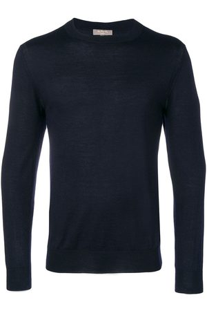 N.PEAL Round neck sweater