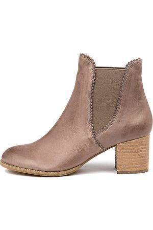 Django & Juliette Women Ankle Boots - Sadore Smoke Boots Womens Shoes Dress Ankle Boots