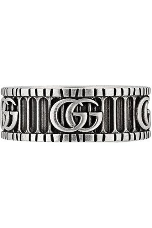Gucci Men Rings - Double G ring
