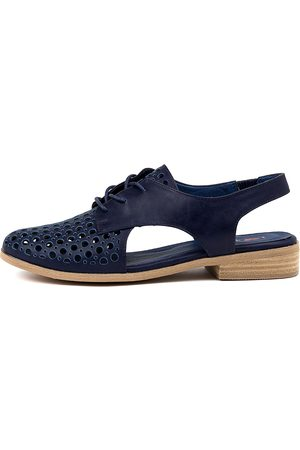 I LOVE BILLY Women Casual Shoes - Quibblet Navy Shoes Womens Shoes Casual Flat Shoes