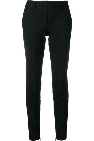 Saint Laurent Women Skinny Pants - Tuxedo skinny trousers