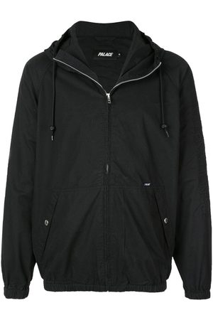 PALACE Zip hooded jacket