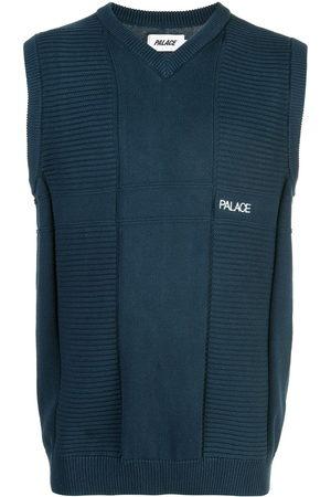 Palace Men Gilets - Short-sleeve knitted vest