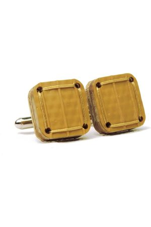 Elvis & Kresse Men Cufflinks - Torpedo Cufflinks