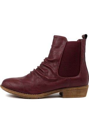 I LOVE BILLY Women Ankle Boots - Rufuser Dk Boots Womens Shoes Casual Ankle Boots