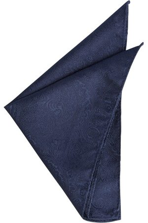 Yd. Men Pocket Squares - Wheeler Pocket Square Navy One