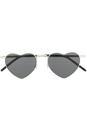 Saint Laurent Heart-shaped sunglasses