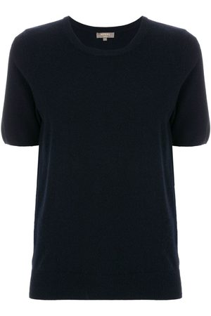 N.PEAL Round neck T-shirt