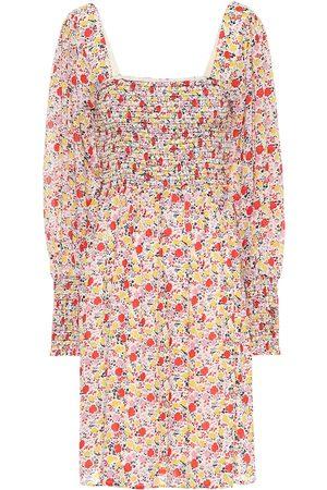 Ganni Exclusive to Mytheresa – floral georgette minidress