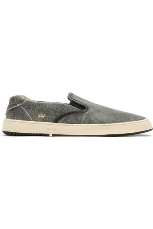 OSKLEN Leather slip on sneakers