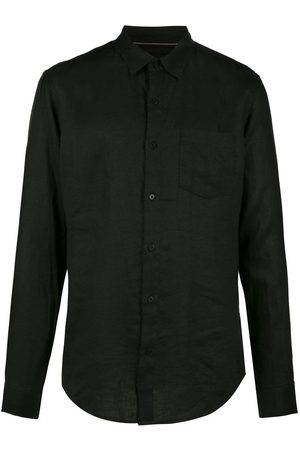 OSKLEN Long sleeved linen shirt