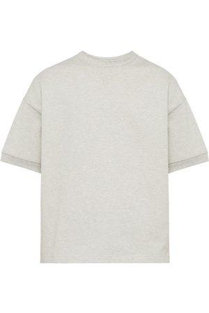 Erdem Dalton Bow-embellished Merino-wool Blend Sweater - Womens - Ivory