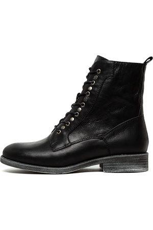 Django & Juliette Menzel Boots Womens Shoes Ankle Boots