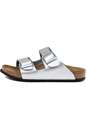 Birkenstock Girls Sandals - Arizona Kids Jnr Bk Sandals Girls Shoes Casual Sandals Flat Sandals