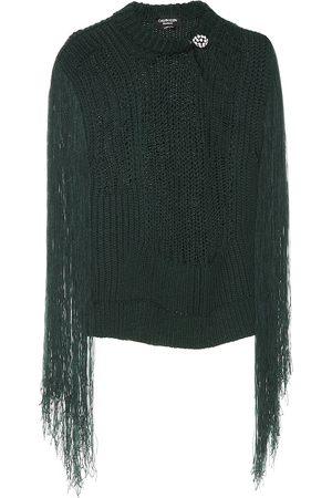 Calvin Klein Women Sweaters - Fringed sweater