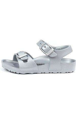 Birkenstock Rio Kids Eva Tot Bk Metallic Sandals Girls Shoes Casual Sandals Flat Sandals