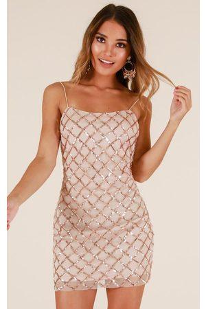 SHOWPO Rhythm Of Love dress in