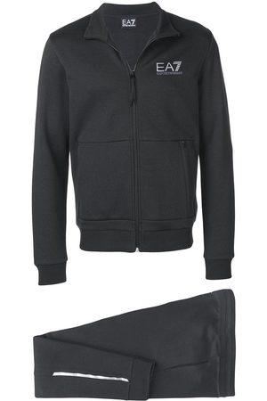 EA7 Logo print jumpsuit