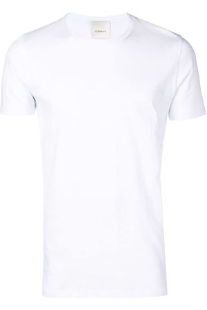 LEQARANT Men Short Sleeve - Short-sleeve fitted T-shirt