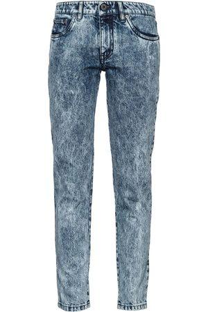 Miu Miu Acid wash slim-fit jeans