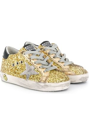 Golden Goose Glitter Super Star sneakers