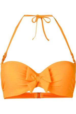 Marlies Dekkers Women Bikinis - Papillon plunge balcony bikini top