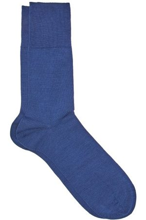 Falke Airport Wool-blend Socks - Mens