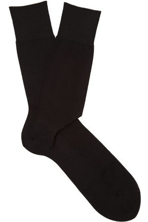 Falke N°9 Cotton-blend Socks - Mens