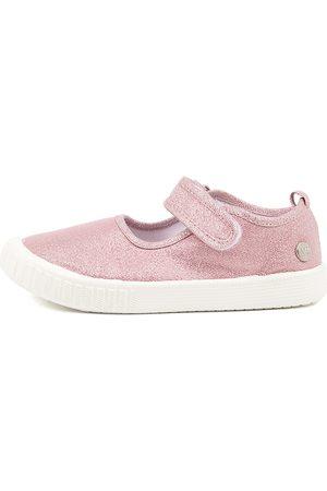 Walnut Melbourne Classic Mj Metallic Blush Shoes Girls Shoes Casual Flat Shoes