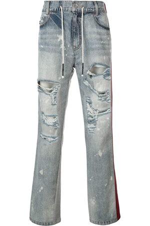MOSTLY HEARD RARELY SEEN Men Straight - Dante hybrid jeans