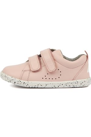 Bobux Grass Court Tot Seashell Shoes Girls Shoes Casual Flat Shoes