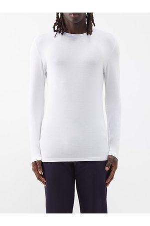 Zimmerli 700 Pureness Stretch-jersey T-shirt - Mens
