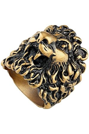 Gucci Rings - Ring with lion head