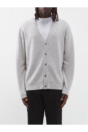 Burberry Icon-stripe Cotton-blend Socks - Mens - Multi