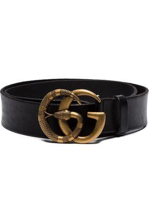fbc645e4a92 Men  Belts  Gucci. Gucci Double G snake buckle belt