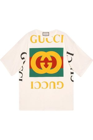 7017b6fa3 Buy Gucci Women's T-shirts Online | FASHIOLA.com.au | Compare & buy