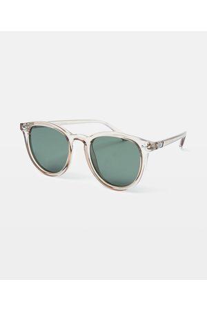 Le Specs Fire Starter Sunglasses Stone
