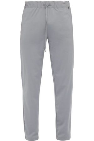 Hanro Night & Day Cotton Jersey Pyjama Trousers - Mens - Dark