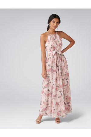 Forever New Jenna Printed Maxi Dress