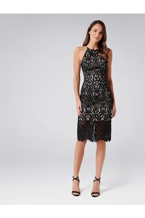 Forever New Debbie Lace Pencil Dress