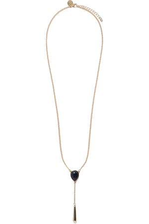 Forever New Abella Sparkle Stone Y Necklace