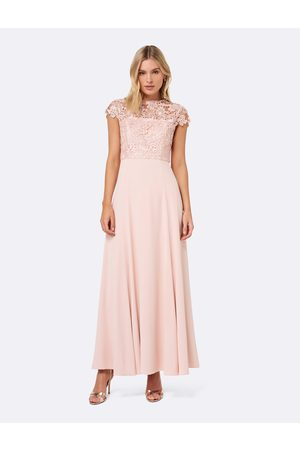 Forever New Shanae Lace Top Maxi Dress