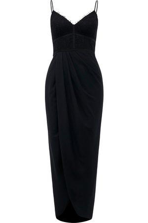 Forever New Women Maxi Dresses - Jasmina Lace Bodice Drape Maxi