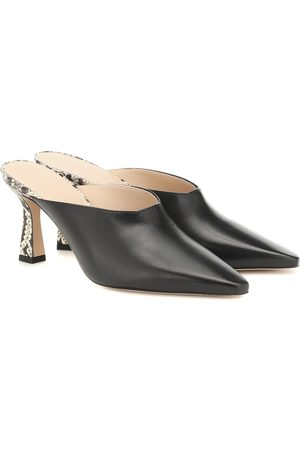 Wandler Mules - Lotte leather mules