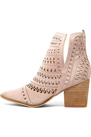 Verali Women Ankle Boots - Karina Ve Blush Boots Womens Shoes Casual Ankle Boots