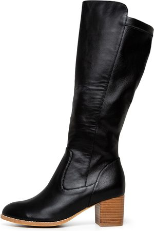 I LOVE BILLY Judd Boots Womens Shoes Long Boots