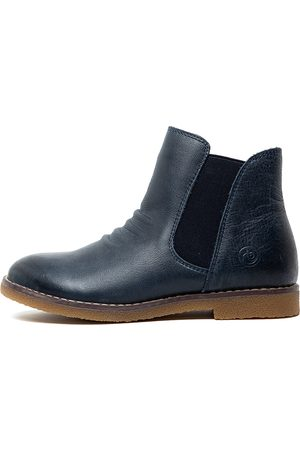 RED BOOTIE Sacha Rb Navy Boots Girls Shoes Casual Ankle Boots